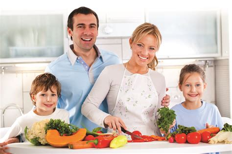 images of family healthy eating family style no fuss stay trim