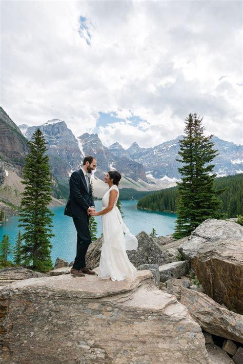 30 best Moraine Lake Elopement images on Pinterest