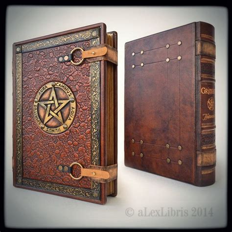 Handmade Grimoire - 1000 images about grimoire covers on book