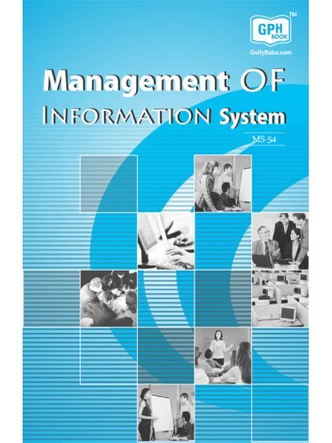 Ms Vs Mba Information Systems by Ignou Ms 54 Management Of Information System