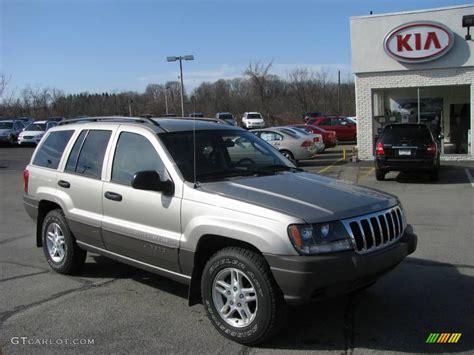 2003 light pewter metallic jeep grand laredo 4x4 6571298 gtcarlot car color