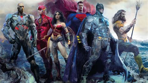 justice league film roster justice league 2017 movie wallpaper hd 2