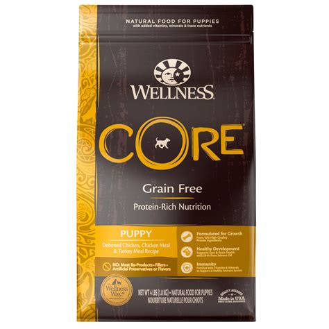 wellness large breed puppy food puppy puppy wellness pet food