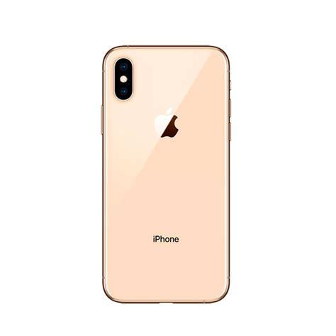 celular iphone xs max 64 gb 4g dorado alkosto tienda