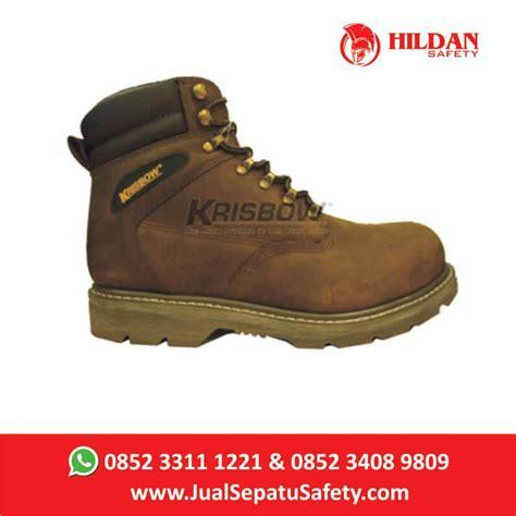 Harga Kacamata Safety Merk Krisbow jual sepatu safety merk krisbow vulcan brown cokelat 6