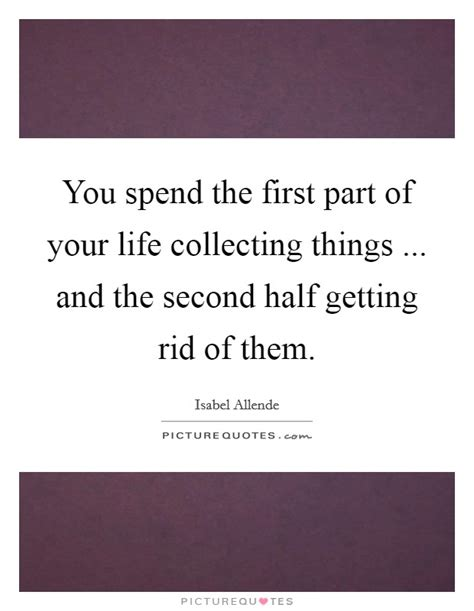 living an examined wisdom for the second half of the journey books you spend the part of your collecting things