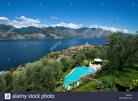 Lago Di Garda by Lake Garda Italy Europe Lago Di Garda Malcesine Town