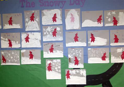 kindergarten activities book snowy day a flurry of activities the ezra jack keats foundation
