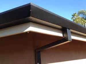 Kitchen Designers Los Angeles Custom Cut Downspouts With Contemporary Rain Gutters In