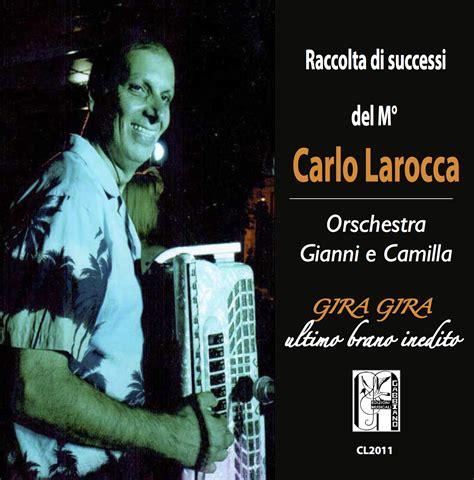 gabbiano edizioni musicali carlo larocca raccolta di successi album gabbiano