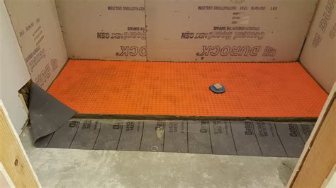 Ditra Floor Installation - ditra heated floor installation taraba home review