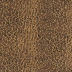 Giraffe Print Upholstery Fabric E418 Cheetah Animal Print Microfiber Fabric Contemporary