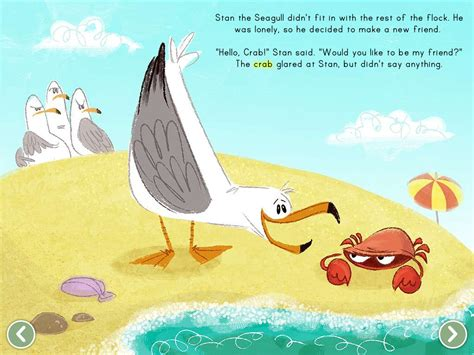 pictures story books the crabby crab story story education