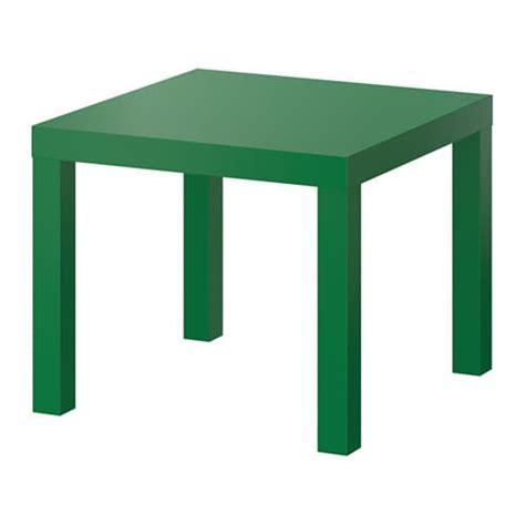 Ikea Lack Meja Tamu Hitam Coklat 90x55cm Lack Meja Sisi Hijau Ikea