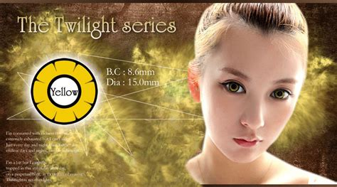 And Anime Softlens Twilight Violet Diameter 15mm softlens twilight anime