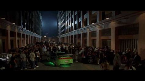 fast and furious marathon the fast and the furious before the race scene what