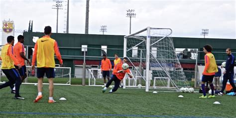 barcelona youth academy fc barcelona opens residential academy goalnation