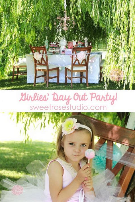 backyard princess party creative princess party ideas 2017