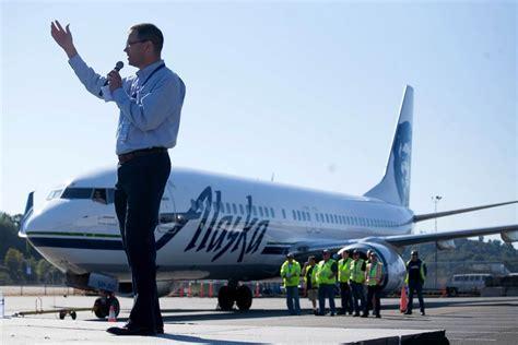 55 alaska air luggage alaska alaska airlines loses its own ceo brad tilden s luggage