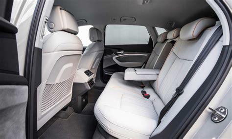 electric audi  tron interiors revealed autodevot
