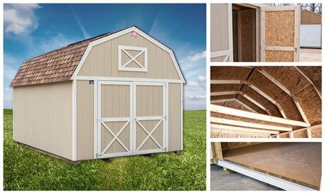 Cooks Sheds by Portable Building Features Cook Portable Warehouses