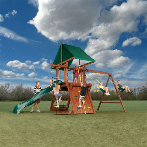 swing and slide canada playset canada