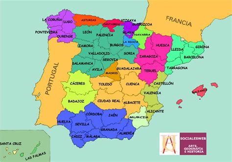 espana map title of your page
