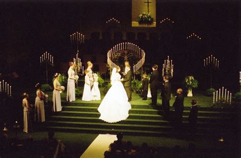 candle lighting ceremony wedding christmas wedding ceremony decorations bing images