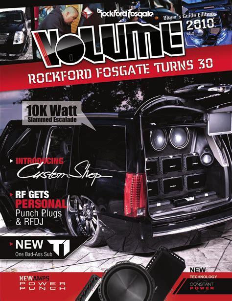 rockford fosgate wiring presentation for mac rockford