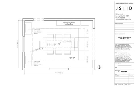 convention set up dining room layout search