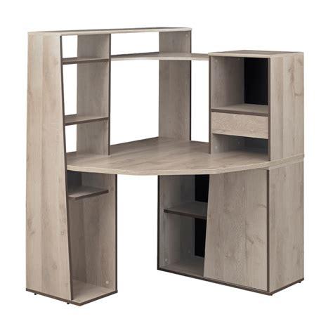 bureau ordinateur d angle meuble bureau angle bureau d angle amovible lepolyglotte