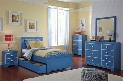 blue bedroom set teen boys bedroom ideas for the true comfortable bedroom