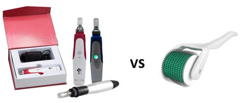 Mym Dermapen By Ste Shops derma st pen vs dermaroller which one should you try