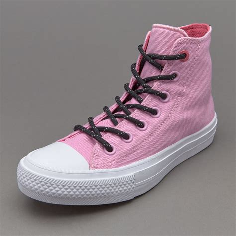 Kaos Cowok Merk Converse Grey Original sepatu sneakers converse womens chuck all ii shield canvas pink white