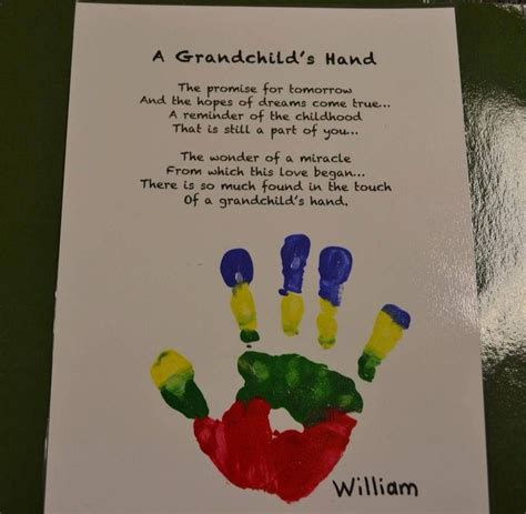 grandparents day craft toddlers pinterest