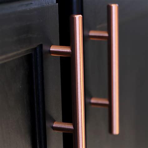 satin copper cabinet hardware satin copper hamilton bowes