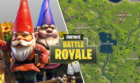 fortnite week 7 challenges gnome fortnite week 7 challenge locations revealed