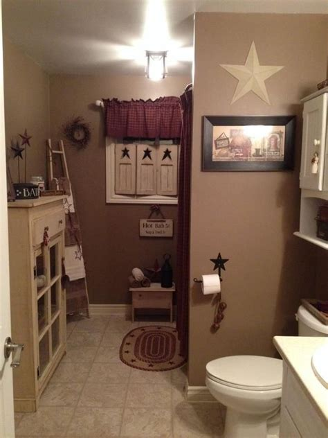 Country Home Bathroom Ideas by 25 Best Ideas About Primitive Paint Colors On