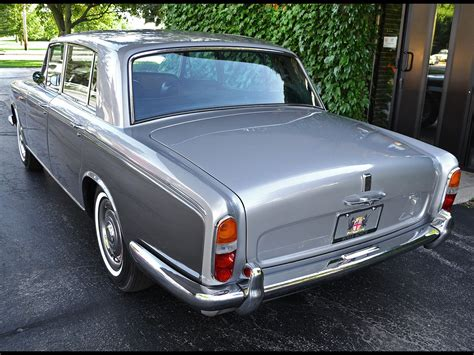 roll royce silver 1967 rolls royce silver shadow long wheelbase saloon
