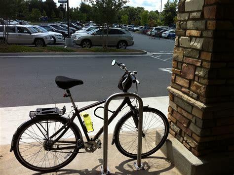 Bike Rack Locator by Heneghan S Dunwoody Free Bike Racks Available For