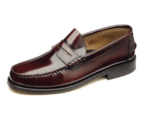 loake princeton moccasin shoes elevate your sole