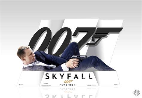 007 skyfall the art of him