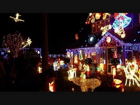 best christmas lights ever annual charity event in