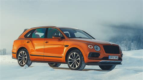 orange bentley bentayga review 2019 bentley bentayga v8 first drive autoblog