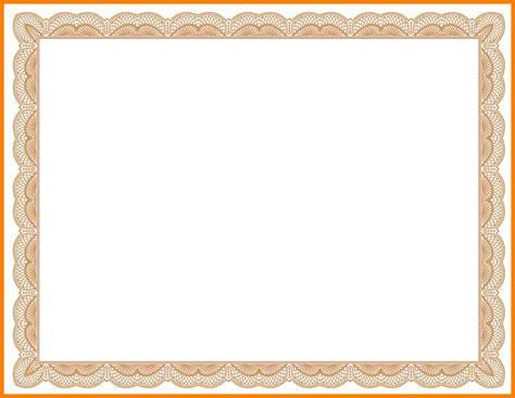 certificate borders template madrat co