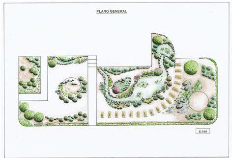 planos jardines dise 241 o de jardines hojarasca paisajistas arte y naturaleza