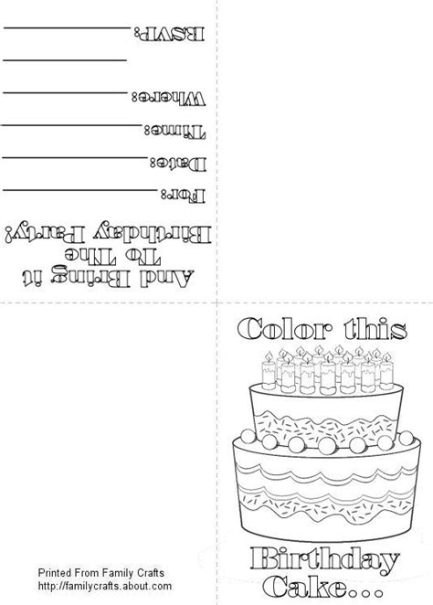 templates for pages invitations free printable black and white birthday invitation