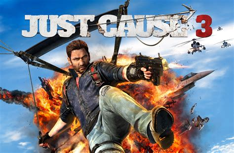 With Just Cause 187 test just cause 3 ps4