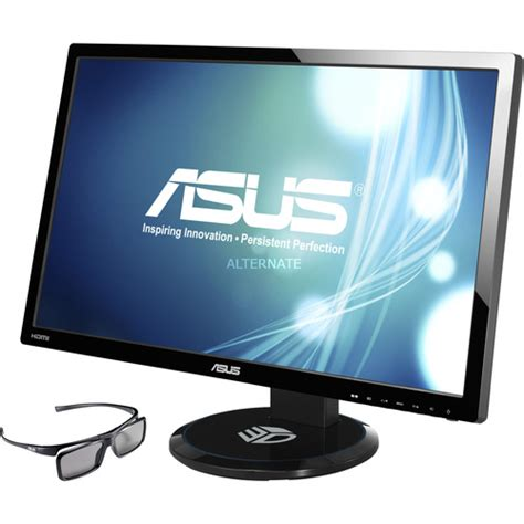 Monitor Led Update update asus vg27ah f 252 r 229 3d led monitor mit ips panel und brille