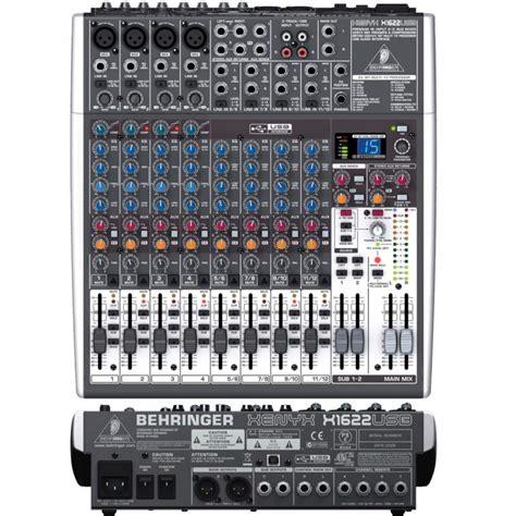 Mixer Xenyx X1622usb behringer xenyx x1622usb mixer gak